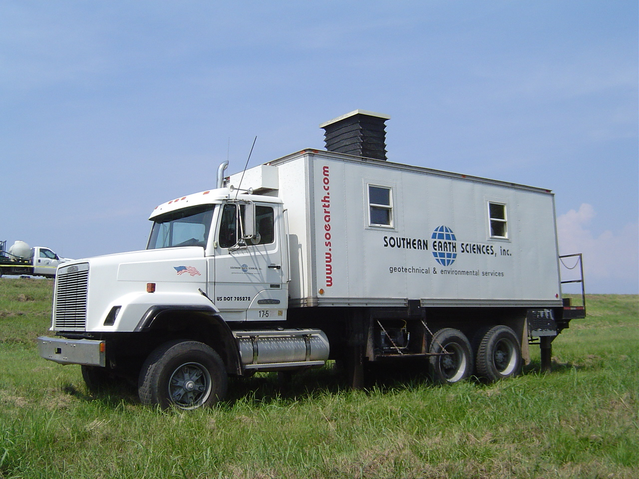 20 Ton Truck CPT Rig