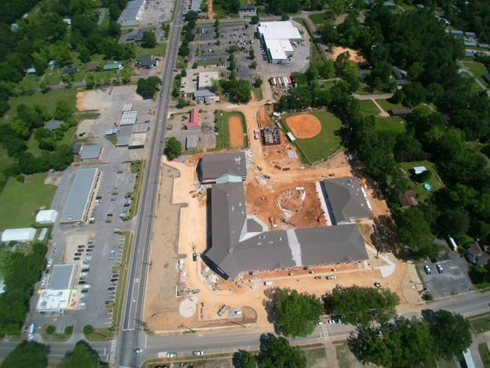 Aerial Photo of Facility